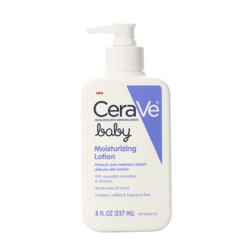 CeraVe Baby Moisturizing Lotion, 8 oz (Pack of 6) by CeraVe