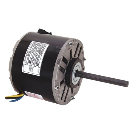 Century 1/8 HP Direct Drive Blower Motor, Permanent Split Capacitor, 1050 Nameplate RPM, 115 Voltage - FSP4006 (Permanent Split Capacitor Blower)