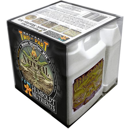 Humboldt Master - Humboldt Nutrients Natural 2-Part Box Starter Kit