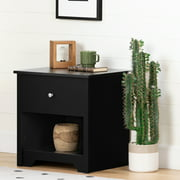South Shore Vito Nightstand, Multiple Finishes