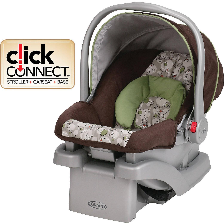 Graco SnugRide Click Connect 30 Infant Car Seat, Choose Your Pattern ...