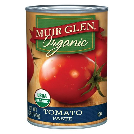 Muir Glen Muir Glen Tomato Paste - Tomato - Pack of 24 - 6 Oz.