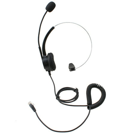 AGPtek Replacement Headset for AGPtek Call Center Dialpad Headset Telephone