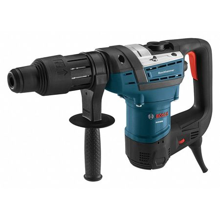 SDS Max Combination Hammer,12A @ 120V BOSCH RH540M