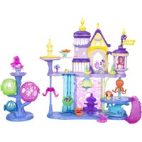 My Little Pony: The Movie Canterlot & Seaquestria Castle with Light-Up Tower