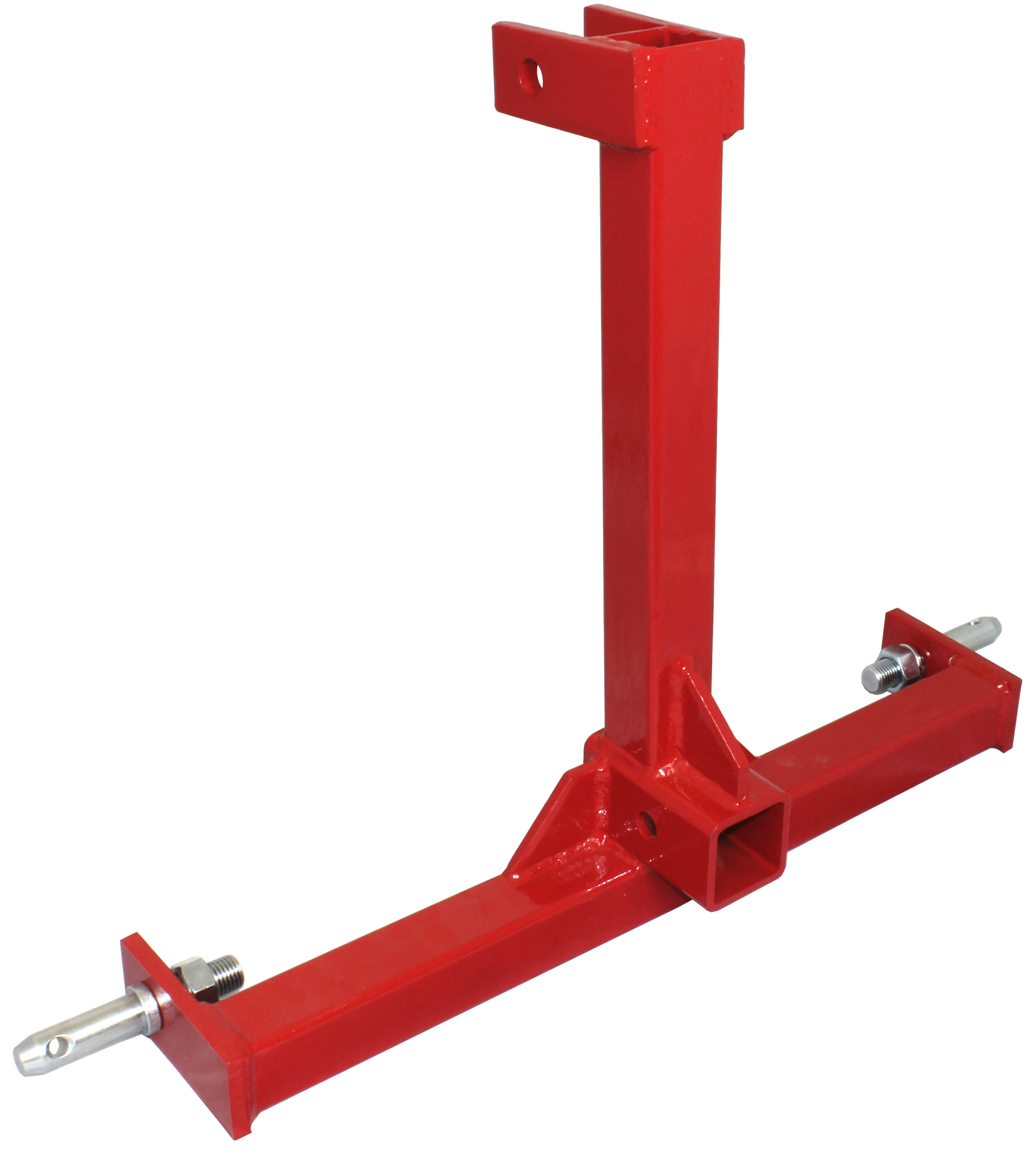 Category 1 Drawbar Tractor trailer hitch receiver 3 Point...