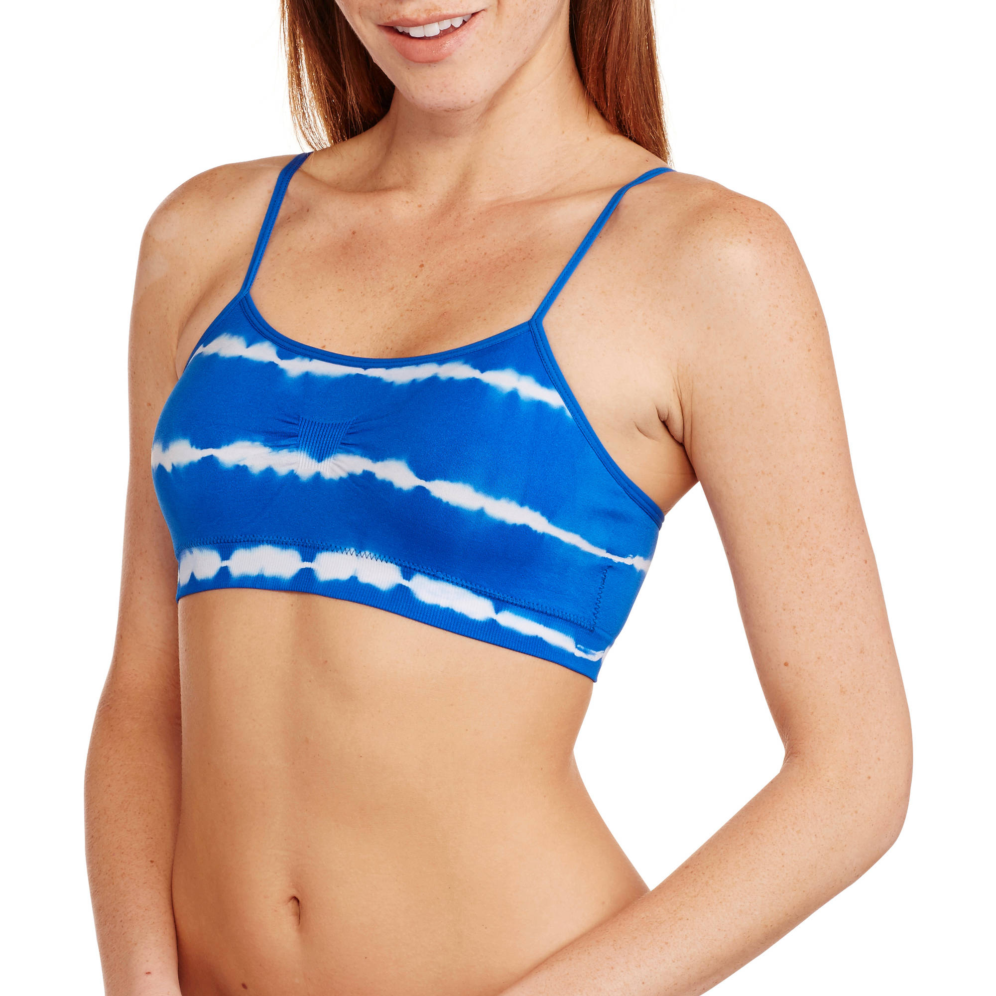 No Boundaries Seamless Cami Bra