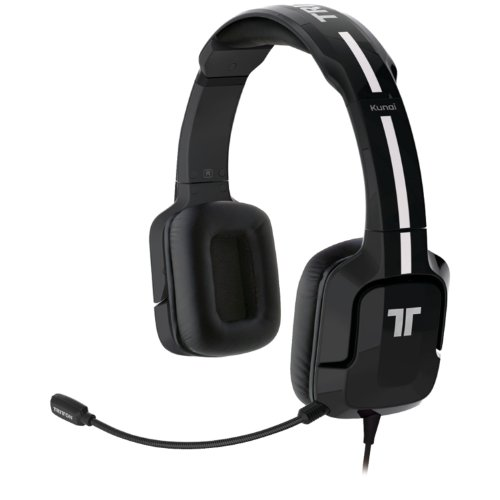Mad Catz TRITTON Kunai Stereo Headset for PlayStation 4, PlayStation 3 and PlayStation Vita - Black