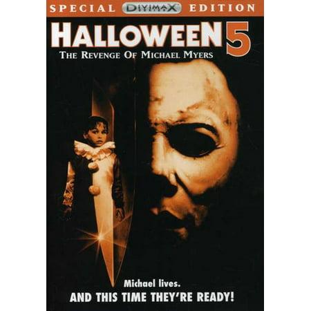 Halloween 5 Michael Myers Song (Halloween 5: The Revenge Of Michael Myers)