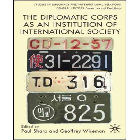 The Diplomatic Corps And International Society