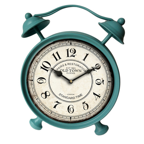 Cheungs Vintage Table Clock