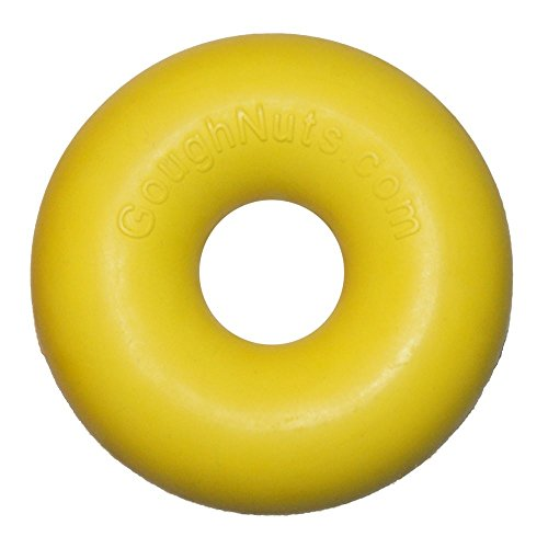 Goughnuts - Dog Chew Ring (Power Chewer) - Original Black Ring