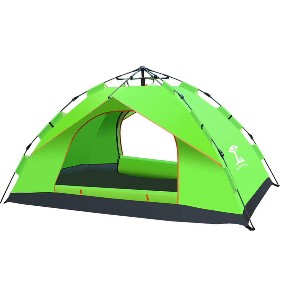 3-4 Person Automatic Easy Pitch Pop Up Portable C&ing Backpacking Dome Tent  sc 1 st  Walmart & 3-4 Person Automatic Easy Pitch Pop Up Portable Camping ...