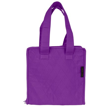 Yazzii Crochet Hook Organizer Purple ()