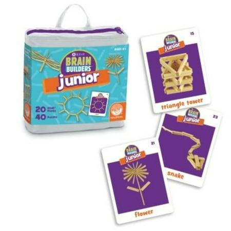 MindWare KEVA Junior Brain Builders Playset](Brain Builders)
