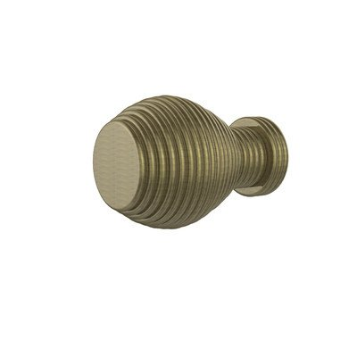 Allied Brass C-1-PC Designer Cabinet Knob Polished Chrome