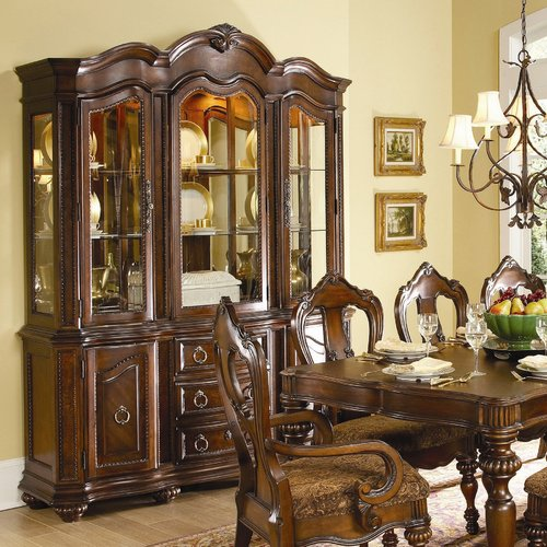 Astoria Grand Drew China Cabinet by