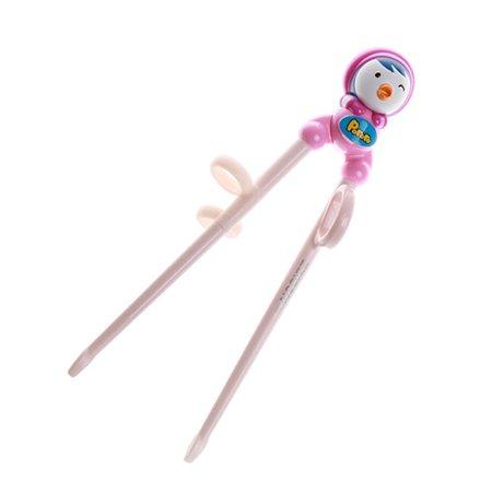 Petty Edison Training Chopsticks for Children, Quantity: 1 pair of chopsticks By Khafuh - Chopsticks For Kids