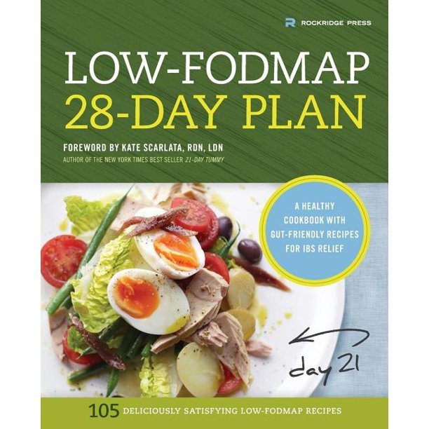 is a low fodmap diet good for pjs