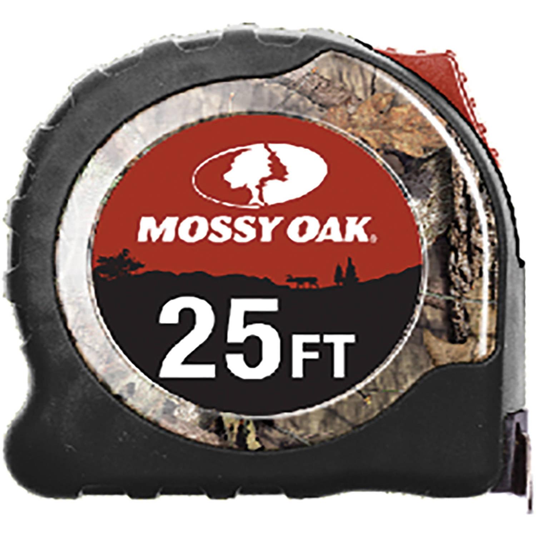 Mossy Oak 25' Measuring Tape