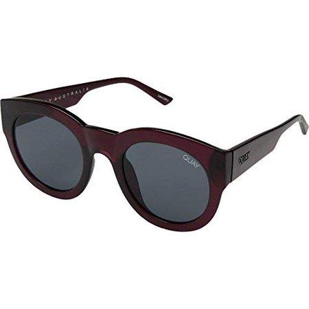 08cfe23cf6 Quay - Quay Australia IF ONLY Women s Sunglasses Round Sunnies - Red ...