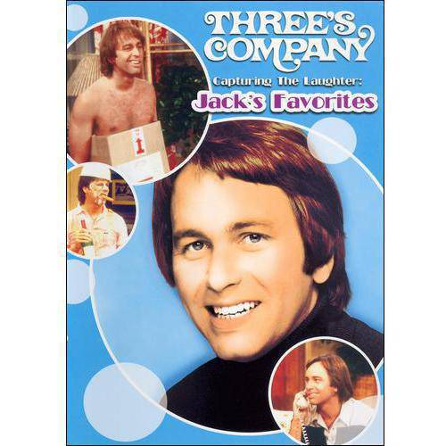 Three's Company: Capturing The Laughter - Jack's Favorites (Full Frame)