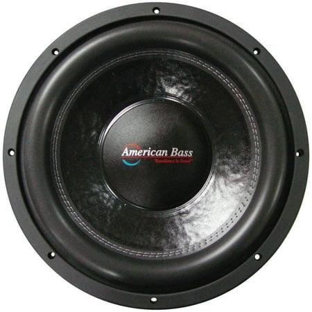 Coil Bass (American Bass XFL1244 12