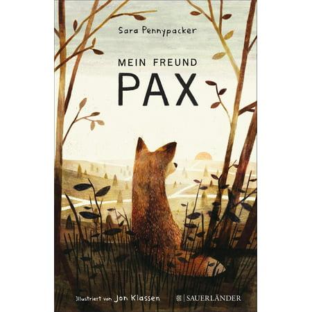 Mein Freund Pax - eBook (Mein Großer Kopf Freund)