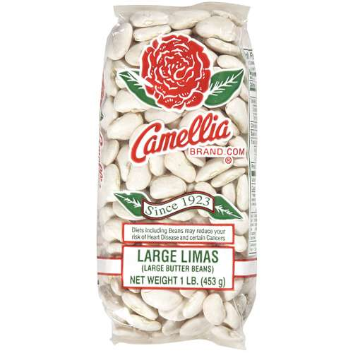 LARGE LIMA/BUTTER BEANS