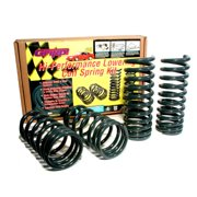 BBK PERFORMANCE 2501 79-04 FORD MUSTANG V8 SPECIFIC RATE LOWERING COIL SPRINGS
