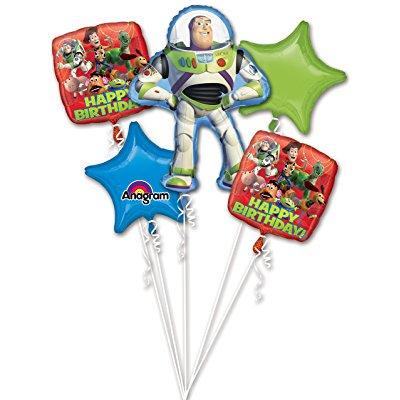 anagram international toy story gang birthday bouquet, - Toy Story Birthday Ideas