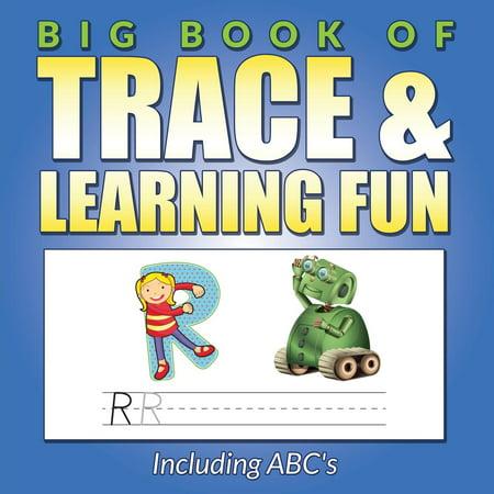 Big Book of Trace & Learning Fun : Including (Fun Abacus)