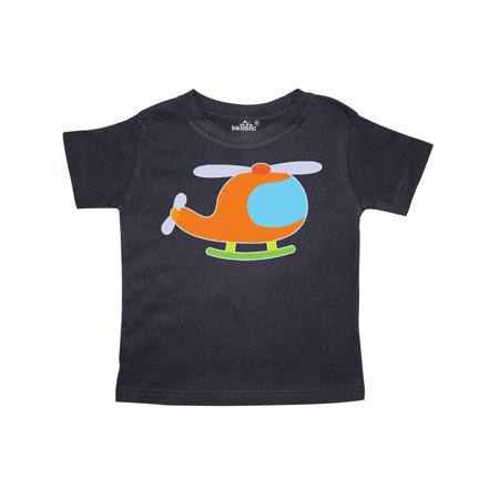 Helicopter Graphic - Helicopter cute Flying Toddler T-Shirt