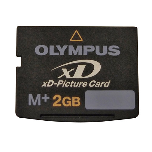 Olympus 2GB xD-Picture Card