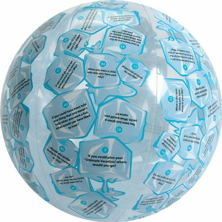 American Educational Clever Catch Balls - American Educational Vinyl Clever Catch Ice Breaker Intermediate Ball, 24