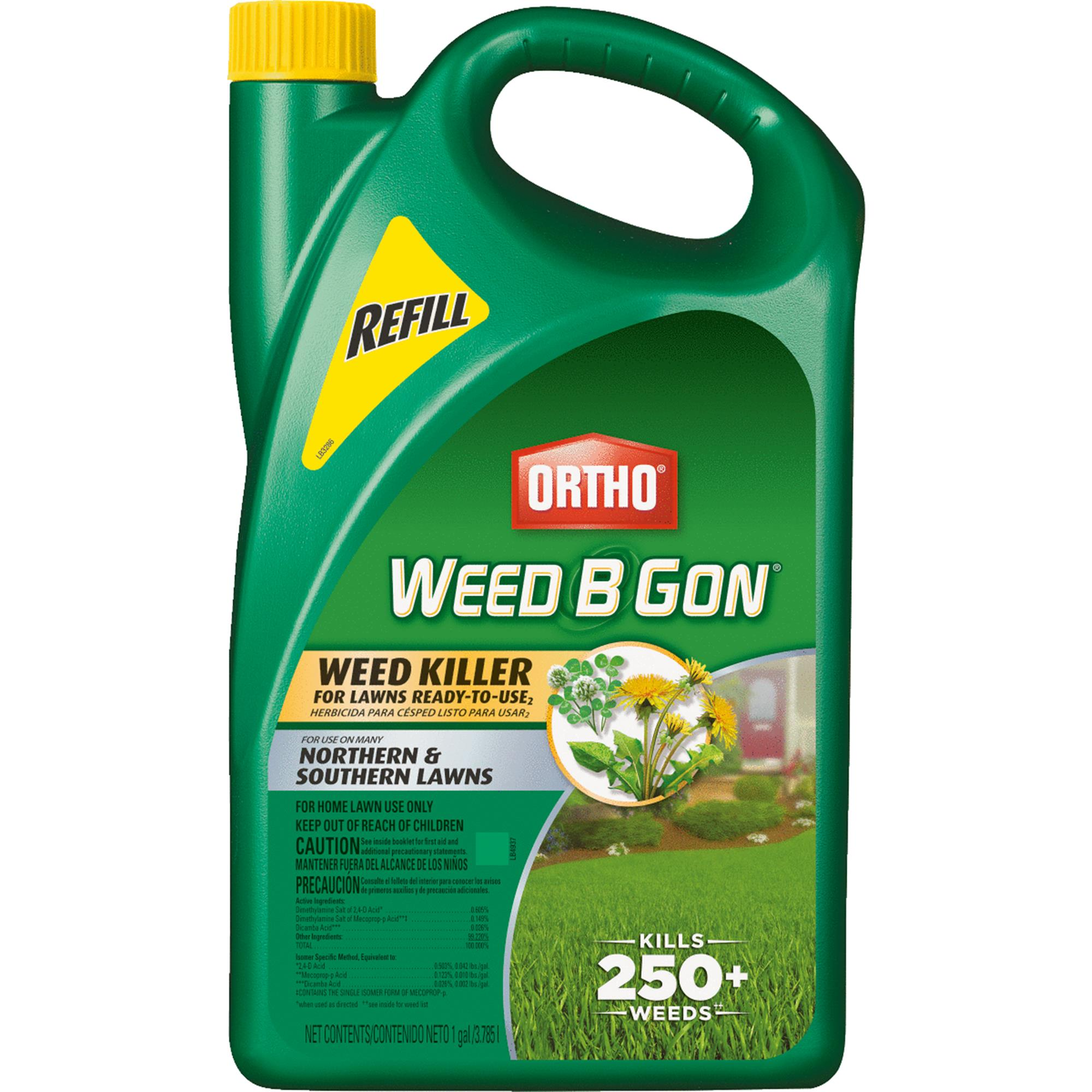 Ortho Weed B Gon Weed Killer For Lawns Ready-To-Use2 Refill 1 gal