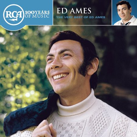 Very Best of Ed Ames (CD) (The Best Of Ed Ames)