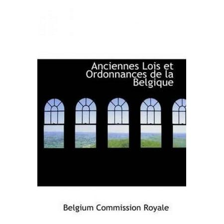 Anciennes Lois Et Ordonnances de La Belgique - image 1 of 1