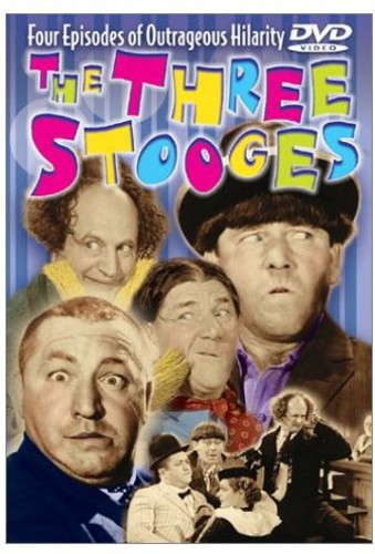 The Three Stooges by GOSPO CENTRIC