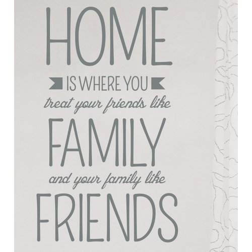 Wallums Wall Decor Home Is Where Wall Decal