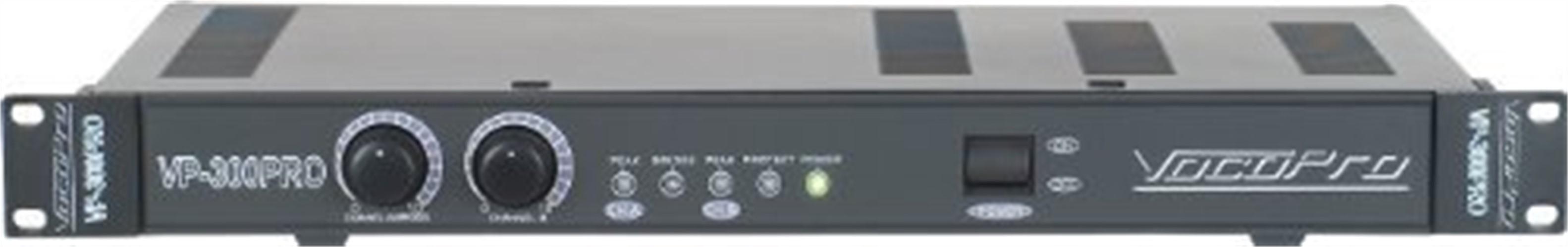 VocoPro 300W Professional Karaoke Power Amplifier by VocoPro
