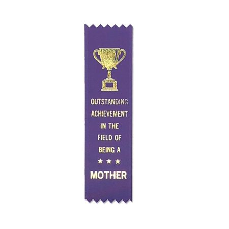 Adulting FTW Outstanding Achievement In The Field Of Being A Mother Adulting Award Ribbon on Gift -