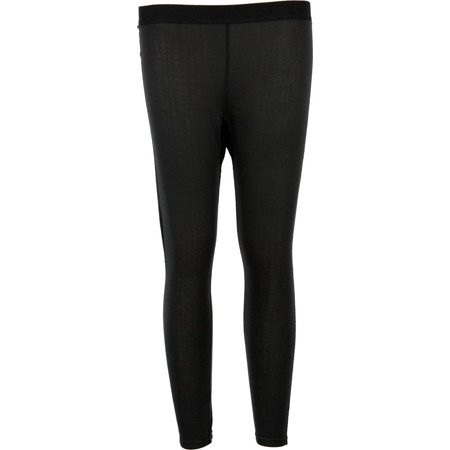 Youth Bi-Ply Bottom (XX-Small, Black), Other By Hot (Hot Chillys Peachskin Bottoms)