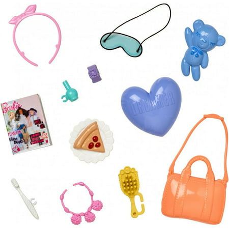 Barbie Fashion Accessory Sleepover Pack