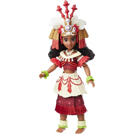 Disney Characters To Dress Up As Female (Disney Moana Ceremonial Dress)