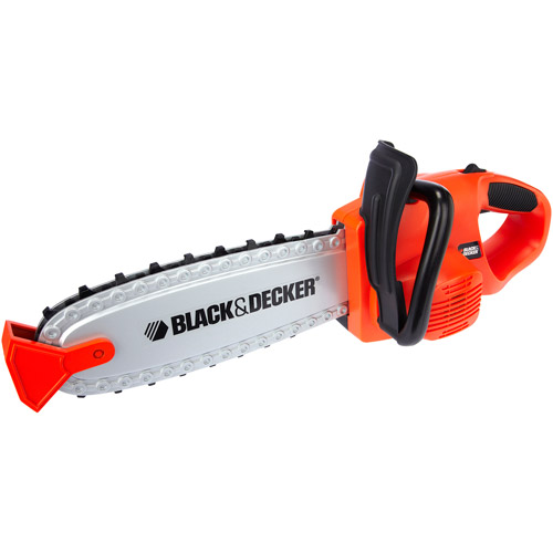 Black and Decker Junior Deluxe Playtool, Chainsaw