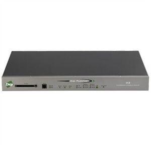 Digi 70002264 Digi Passport 48 Port Integrated Console Server 48 x RJ-45 , 2 x RJ-45 by Digi