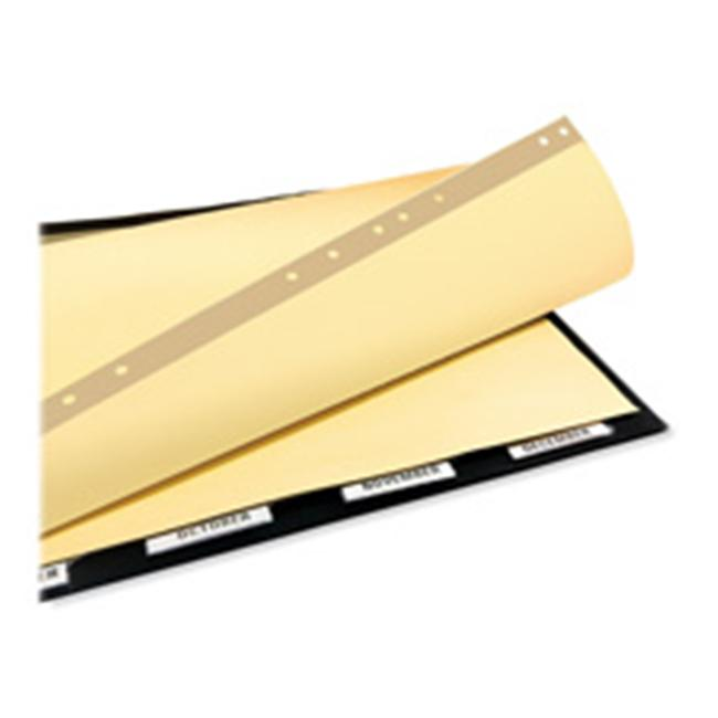 Avery Consumer Products AVE11730 Onglet Data Binder s-parateurs-11-HP-9-.50in.x11in -. Tabs 6-Clair - image 1 de 1