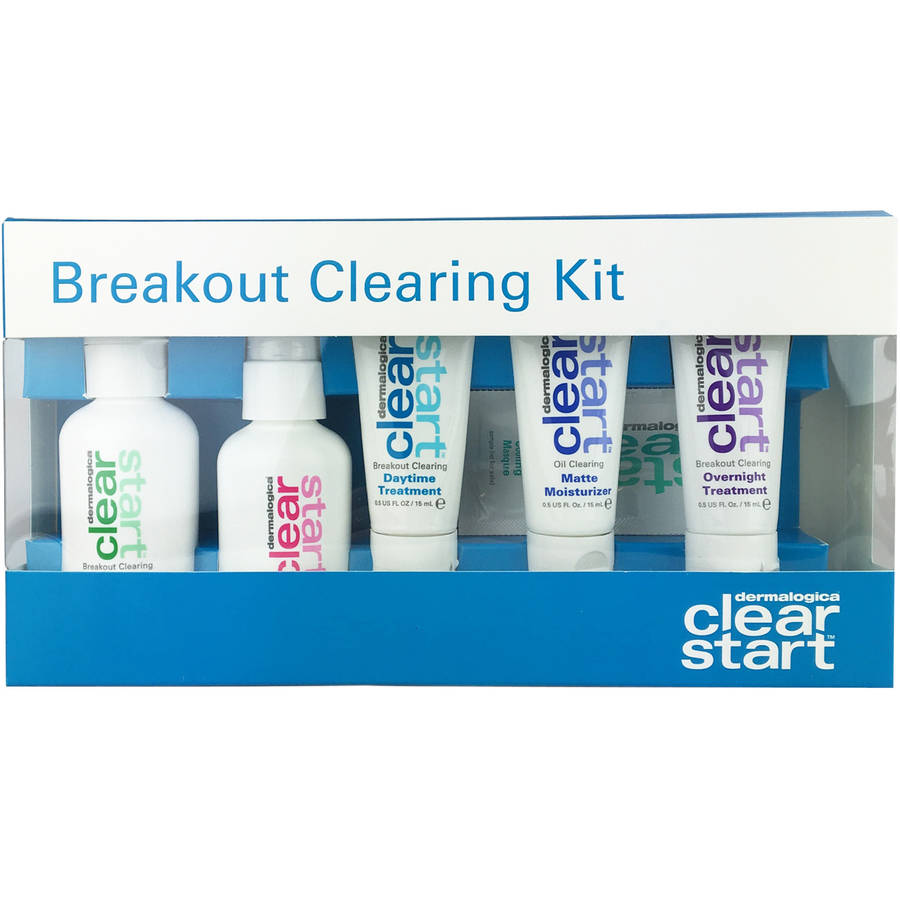 Dermalogica Clear Start Breakout Clearing Facial Kit