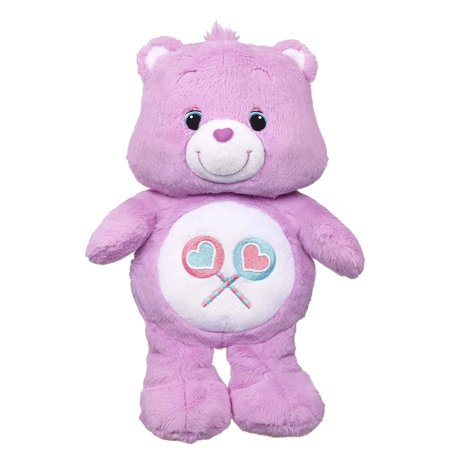 Care Bears Share Bear Toy with - Adult Care Bear